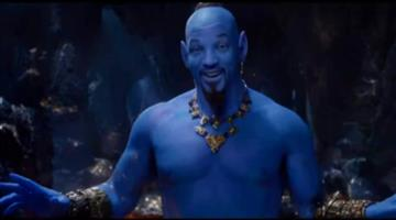 Khabar Odisha:entertainment-odisha-aladdin-movie-trailer-reveals-will-smith-in-genie-avatar