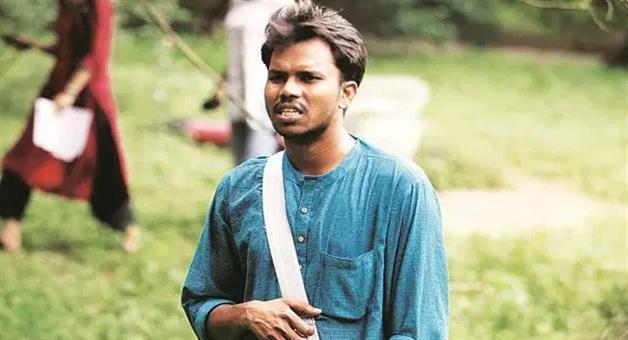Khabar Odisha:farm-labor-kalahandi-youth-jitendra-is-jnusu-president-candidate