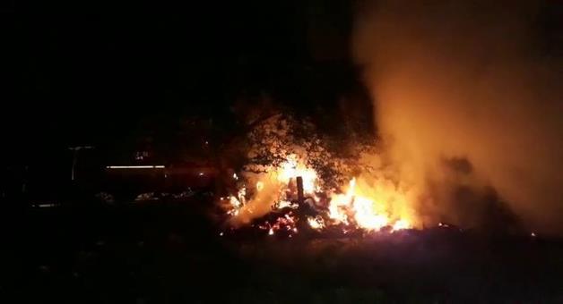 Khabar Odisha:fire-mishap-bhadrak