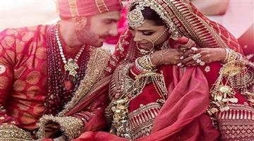 Khabar Odisha:first-official-pictures-of-deepika-padukone-and-ranveer-singh-wedding