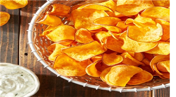 Khabar Odisha:food-odisha-sweet-potato-chips