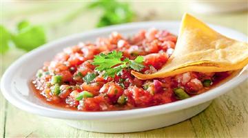 Khabar Odisha:food-tamato-salsa