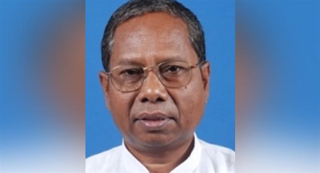 Khabar Odisha:former-congress-mla-chakradhara-paika-rejoins-bjd