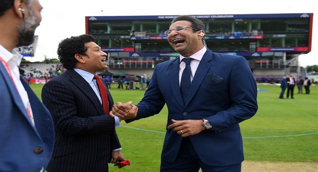 Khabar Odisha:former-pakistan-bowler-wasim-akkram-send-massege-to-sachin-and-wish-speedy-recovery-from-covid-19
