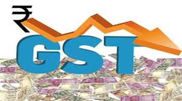 Khabar Odisha:gst-collection-shrink-by-12-percent-in-august
