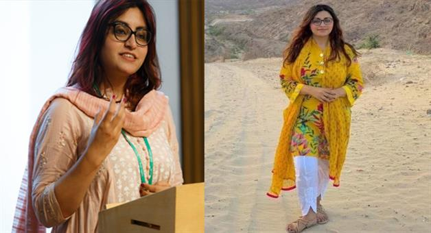 Khabar Odisha:gulalai-ismail-who-was-being-hunted-by-pakistani-authorities-escaped-to-america