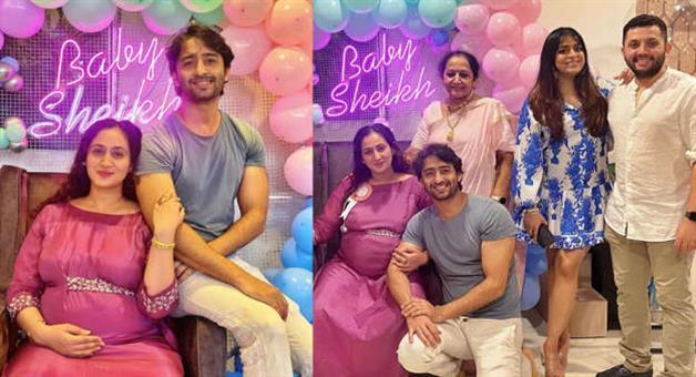 Khabar Odisha:handsome-Hank-Shahir-daughter-came-home
