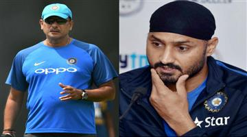 Khabar Odisha:harvajan-singh-and-ravi-sastri-faced-off-on-lords-test