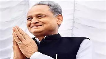 Khabar Odisha:here-is-all-about-ashok-gehlot-the-cm-contender-of-congress-in-rajasthan