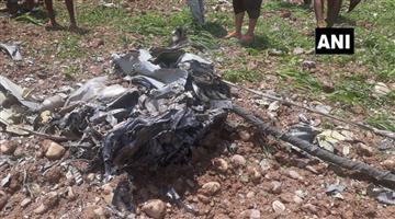 Khabar Odisha:himachal-pradeshshimlamig-21-fighter-jet-crash-in-himachal-pradesh-pilot-not-found-yetarticleshow