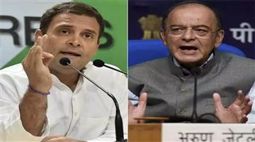 Khabar Odisha:hollandes-statement-rahul-gandhis-tweet-orchestrated-says-arun-jaitley