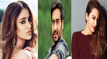 Khabar Odisha:iliana-or-sonakshi-to-act-with-ajaya-devgan-in-sadhe-sati-film