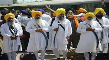 Khabar Odisha:india-has-lodged-a-strong-protest-with-pakistan-over-blocking-sikh-pilgrims-access-to-indian-diplomats