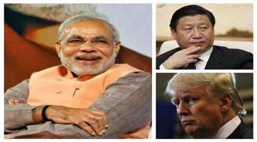 Khabar Odisha:india-says-will-not-take-sides-in-america-china-trade-war