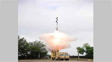 Khabar Odisha:india-test-fires-land-attack-version-of-brahmos-missile-the-supersonic-missile-report-agency