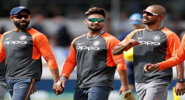 Khabar Odisha:indian-squad-for-first-2-odis-against-west-indies-announced