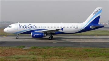 Khabar Odisha:indigo-flight-emergency-landing-in-bbsr-airport
