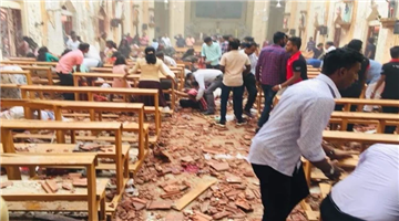 Khabar Odisha:international-odisha-srilanka-bomb-blast-in-two-church-10-died