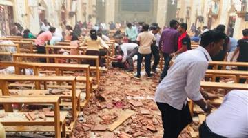 Khabar Odisha:international-odisha-srilanka-bomb-blast-in-two-church-10-died