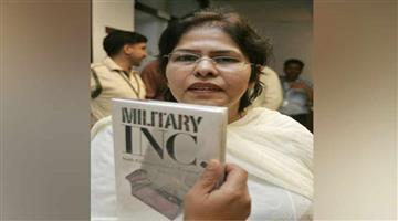 Khabar Odisha:international-odisha-pakistani-scholar-ayesha-siddiqa-says-pakistan-is-not-in-a-position-to-fight-war-against-india-over-kashmir