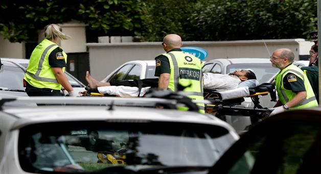 Khabar Odisha:international-odisha-Gunmen-Open-Fire-At-Mosque-In-New-Zealand-Many-People-Died-In-Mass-Shooting