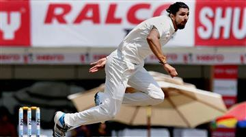 Khabar Odisha:ishant-sharma-5-wicket-haul-in-his-debut-match-in-county-cricket-for-sussex