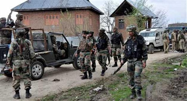 Khabar Odisha:jammu-and-kashmir-encounter-between-terrorists-and-security-forces-in-shopian-3-militants-be-trapped