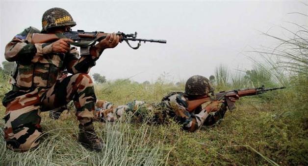 Khabar Odisha:jammu-kashmir-army-commando-killed-kupwara-encounter-hiding-militant