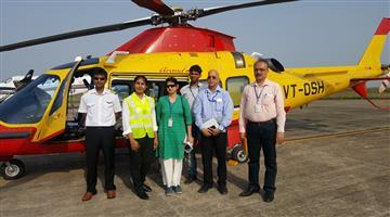 Khabar Odisha:jaypur-airport--UDAN-ops-at-Jeypore-Koraput-and-Utkela-Kalahandi-Usha-Padhi
