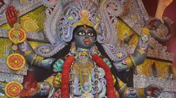 Khabar Odisha:kalipuja-in-bhadrak-city