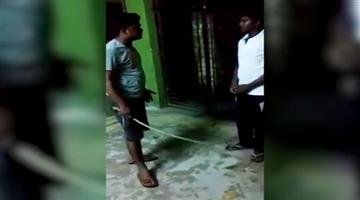 Khabar Odisha:khandagiri-police-arrests-warden-who-beating-a-student
