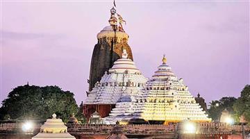 Khabar Odisha:late-in-jagannath-laxmi-narayan-besha