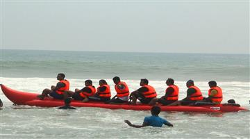 Khabar Odisha:lifeguard-training-for-3-days-in-puri-sea-beach