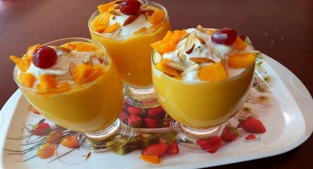 Khabar Odisha:lifestyle-Odisha-Mango-shake-preparation-at-home
