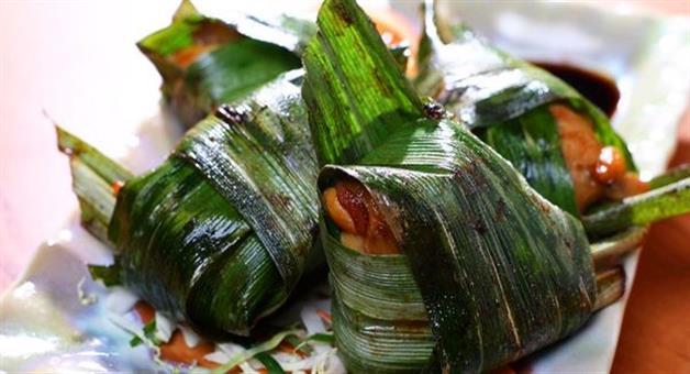 Khabar Odisha:lifestyle-Odisha-Recipe-of-patrapoda-chicken