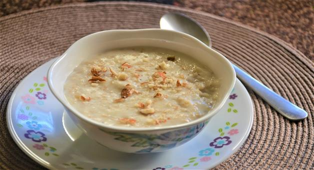 Khabar Odisha:lifestyle-Odisha-oats-kheer-preparation-at-home