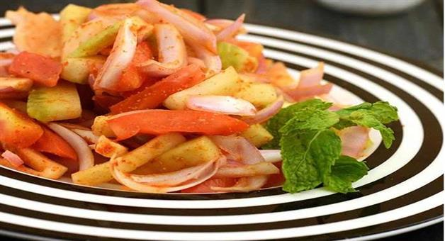 Khabar Odisha:lifestyle-food-odisha-Spicy-salad