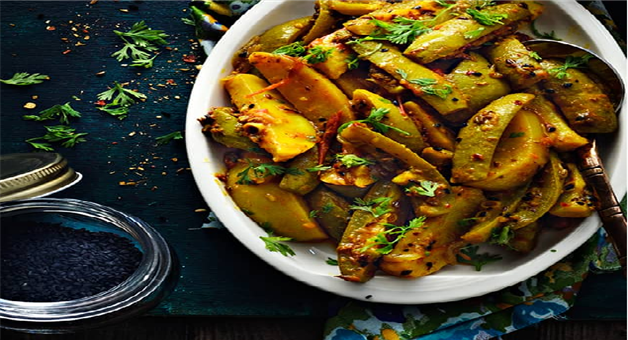 Khabar Odisha:lifestyle-odisha-Achaari-Parwal-Recipe