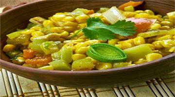 Khabar Odisha:lifestyle-odisha-aloo-corn-chaat