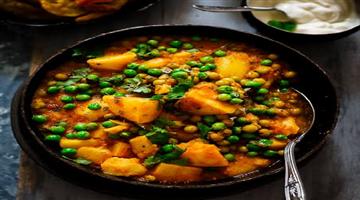 Khabar Odisha:lifestyle-odisha-aloo-matar-mughlai-yum-recipe