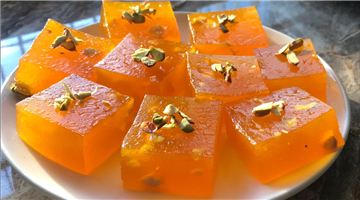 Khabar Odisha:lifestyle-odisha-custard-powder-halwa-recipe