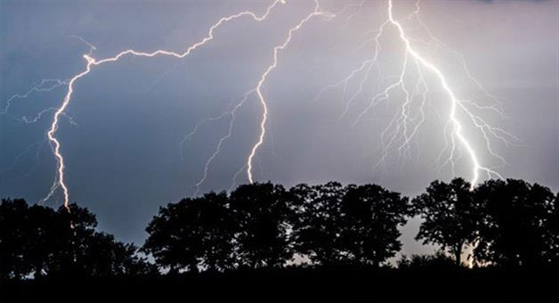 Khabar Odisha:lightening-alert-to-15-districts