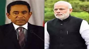 Khabar Odisha:maldives-election-india-is-watching-the-situation