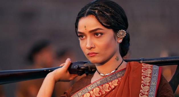Khabar Odisha:manikarnika-film-new-poster-out-ankita-lokhande-tomorrow-trailer-will-release