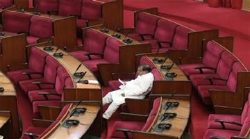 Khabar Odisha:many-ministers-and-mlas-absent-in-the-house-due-to-patakura-election