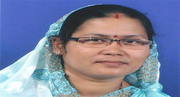 Khabar Odisha:mao-leader-sabyasachi-panda-wife-mili-panda-joined-congress
