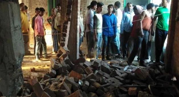 Khabar Odisha:maoists-blast-at-bjp-office-in-Jharkhand