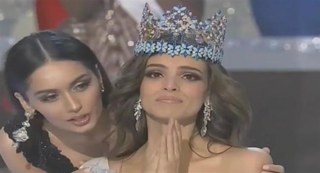 Khabar Odisha:mexicon-beauty-queen-vanessa-ponce-de-leon-wins-miss-world-2018