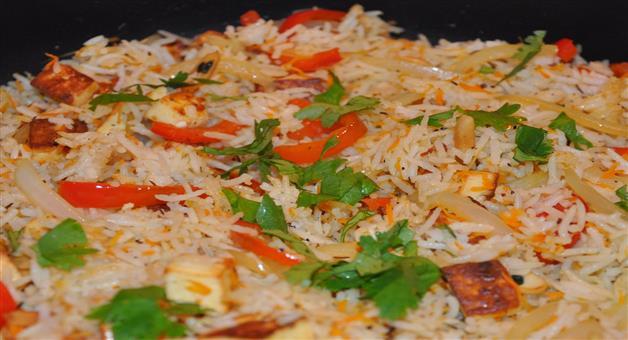 Khabar Odisha:mushroompaneerpulao