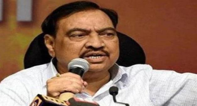Khabar Odisha:nation-worldeknath-khadse-quits-party-blames-devendra-fadnavis-for-exit